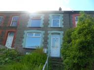 4 bedroom Terraced house to rent in Ynyshir Porth