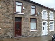 Terraced property in Ton Pentre