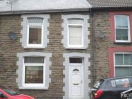 Terraced home for sale in Gelli