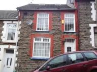 3 bed Terraced house in Pentre