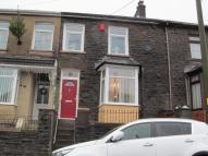 Terraced house for sale in Pontygwaith