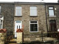 Terraced home to rent in Glynfach, Porth