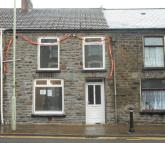 Terraced home in Ystrad