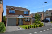 4 bed Detached home for sale in Blackthorn Court...