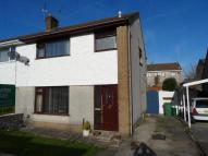 3 bedroom semi detached house to rent in Heol Ddeusant, Beddau...