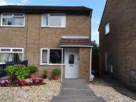 2 bedroom semi detached home for sale in Ash Walk, Talbot Green...