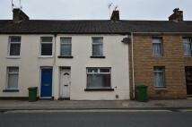 Terraced home in Bridgend Road, Llanharan...