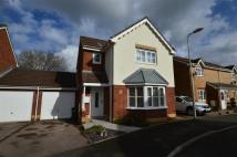 Detached house in Blackthorn Court...