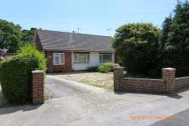 2 bedroom Semi-Detached Bungalow in Harwich Road...