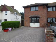 semi detached property in HALL LANE...