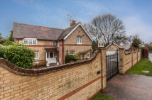 Detached home for sale in Station Road, Elsenham.