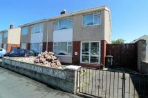 3 bed semi detached home in Berwyn Crescent...