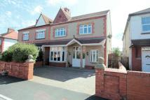 semi detached property for sale in Highfield Park, Rhyl