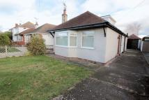 Detached Bungalow in South Drive, Rhyl