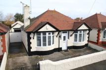 Detached Bungalow for sale in Clifton Park Road, Rhyl