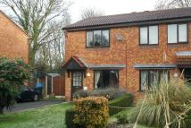 2 bed semi detached house in Redchurch Close...
