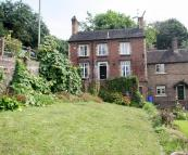 Cottage in Madeley Road, Ironbridge...