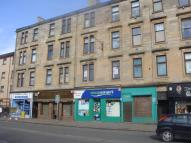 Flat in Maryhill Road, Glasgow...