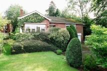 Detached Bungalow in THE MOORLANDS...