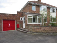3 bedroom semi detached property to rent in East Road, Street...