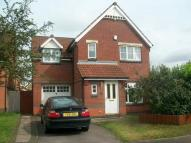 Detached home in Hobhouse Close...