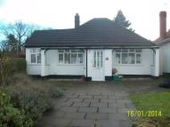 Detached Bungalow for sale in BEECHES ROAD, GREAT BARR...