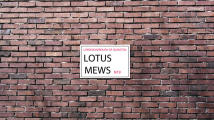 new property in Lotus Mews, Sussex Way...