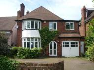 3 bedroom Detached home in GREEN LANES, WYLDE GREEN...