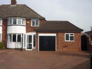 3 bed semi detached house for sale in CHESTER ROAD, ERDINGTON...