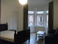Studio apartment in Dunearn Street, Glasgow...