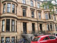 Studio flat in Queens Drive, Glasgow...
