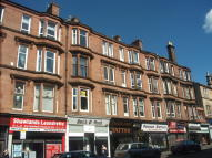 Flat in Minard Road, Glasgow, G41