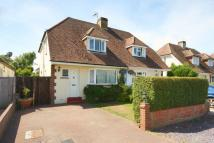 semi detached house in Chesswood Avenue...