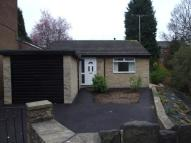 Detached Bungalow to rent in St Marys Lane...