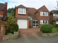 4 bed Detached home in St Bernards Road...