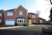 4 bedroom Detached property for sale in Carlton Close...