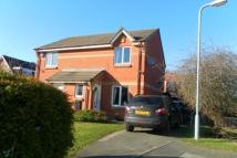 semi detached home in Dovebridge Close...
