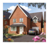 4 bed new property in Lebburn Meadows  Hedge...
