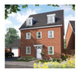 5 bedroom new property for sale in Lebburn Meadows  Hedge...