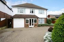 4 bed Detached property for sale in Holmwood Road, Cheam...