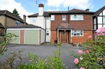 4 bed Detached home in Beresford Road, Cheam...