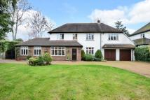 4 bedroom Detached home for sale in Wilbury Avenue, Cheam...