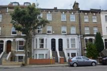 Terraced property in Fonthill Road...