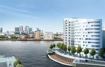 2 bed new Apartment to rent in New Capital Quay...