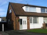 semi detached house in Eastfield Drive, Longton...