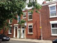 Terraced house in Cambridge Street, Preston
