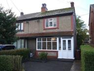 2 bedroom semi detached home in Station Road...