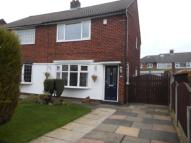 semi detached home to rent in St Judes Avenue...