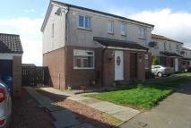 semi detached property in Broomhill Crescent...