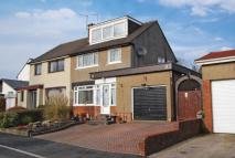 4 bed semi detached home in Bain Crescent...